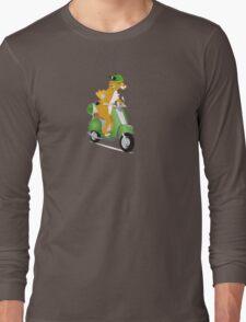 Gelato the Bobcat Long Sleeve T-Shirt