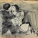 the love of ages by Loui  Jover