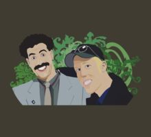 Borat and I by Marc Payne Photography