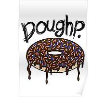 Doughp. Poster