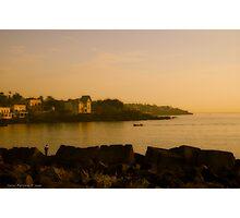 Porto di Ognina Photographic Print
