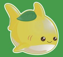 Cute Pun Lemon Shark by kimchikawaii