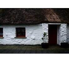 Thatched cottage 2 Photographic Print
