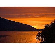 Sunrise on the Gorge Photographic Print