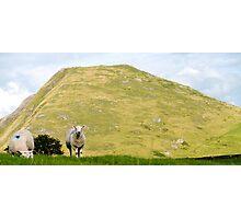 Thorpe Cloud - The Peak District Photographic Print