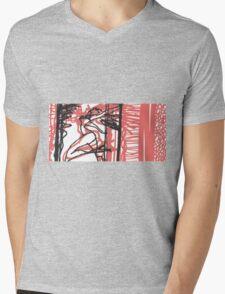 pole dancer Mens V-Neck T-Shirt