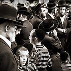 Hasidim by Philipp Verges