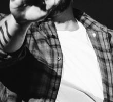 Liam Waving Otra Sticker