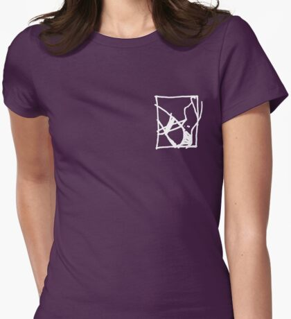 garters 2 Womens Fitted T-Shirt