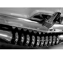 Holden Bumper and Grill Photographic Print