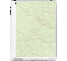 Maine USGS Historical Map Fish River Lake SW 20110907 TM iPad Case/Skin