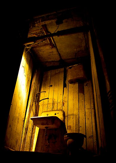 The Outhouse by Neil Johnson