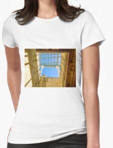 Old San Juan PR Womens Fitted T-Shirt