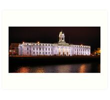 City Hall Cork Art Print