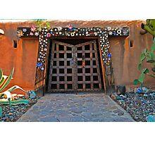 DeGrazia, Gallery In The Sun, Tucson, AZ. Photographic Print