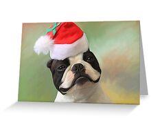 Jack Christmas Greeting Card