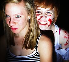 Fake blood is Fake by Michael Gatch