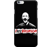 Free Charles Bronson v2 iPhone Case/Skin