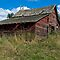 old abandoned barn by Jeffrey  Sinnock