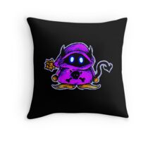 Dark Mage Throw Pillow