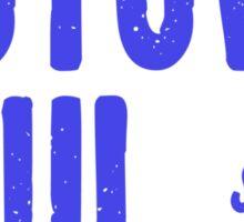 Motown Soul Signed Sealed Delivered Sticker