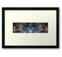 """The Presentation of Gate I"" - ryan riggs Framed Print"