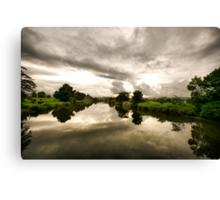Rous River Canvas Print
