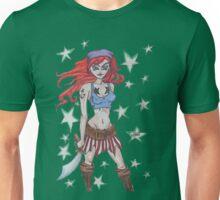 pirate gurl Unisex T-Shirt