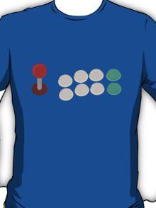 Arcade game control stick T shirt! T-Shirt