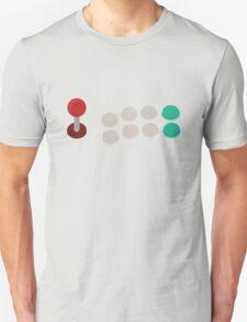 Arcade game control stick T shirt! Unisex T-Shirt