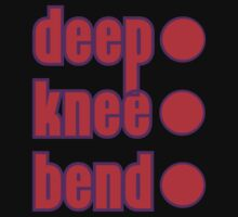 deep knee bend by ryan  munson