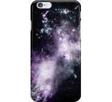 INTO THE GALAXY (WAKE) iPhone Case/Skin