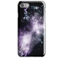 INTO THE GALAXY (WAKE) iPhone Case/Skin