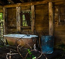 Bath Time by Jeffrey  Sinnock