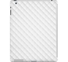 Abstract Design On Gray Background iPad Case/Skin