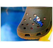 Baby Crocs Poster