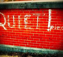 Quiet Please! by Shannon Byous Ruddy