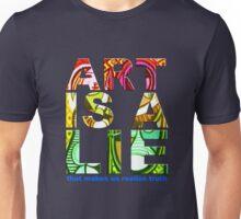 Art is a lie Unisex T-Shirt