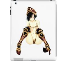 Just The Girl: Lovely Leopard Armor iPad Case/Skin