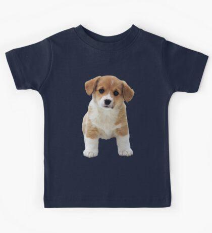A Little Puppy Kids Tee