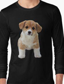 A Little Puppy Long Sleeve T-Shirt