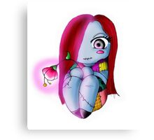 Doll Baby Canvas Print