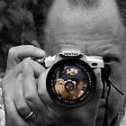 Quadruple Self-portrait by Chipper