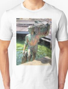 Fishing Harbour Fremantle WA 2 - HDR T-Shirt