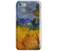 A few old houses 565120 iPhone Case/Skin