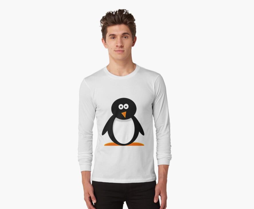 Penguin by Kelly Pierce