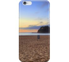 Sunrise Avoca Beach Australia iPhone Case/Skin