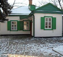 Anton Chekhov's House - Museum. Taganrog.1 by Vitta