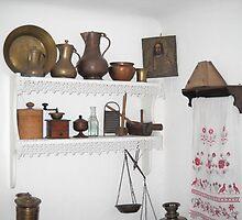 Anton Chekhov's House - Museum. Taganrog.9 by Vitta