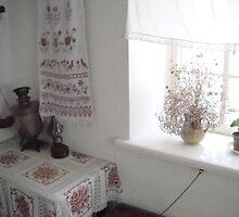 Anton Chekhov's House - Museum. Taganrog.11 by Vitta